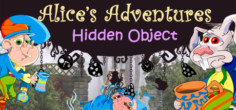 Alice's Adventures. Hidden Object